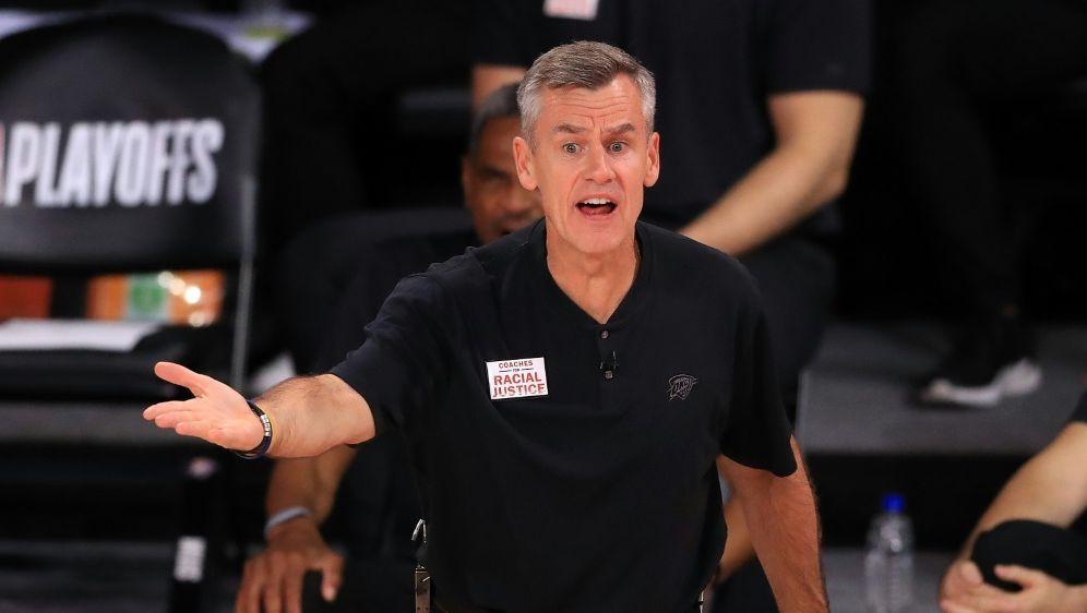 Billy Donovan heuert bei den Bulls an - Bildquelle: AFPGETTY SIDMike Ehrmann