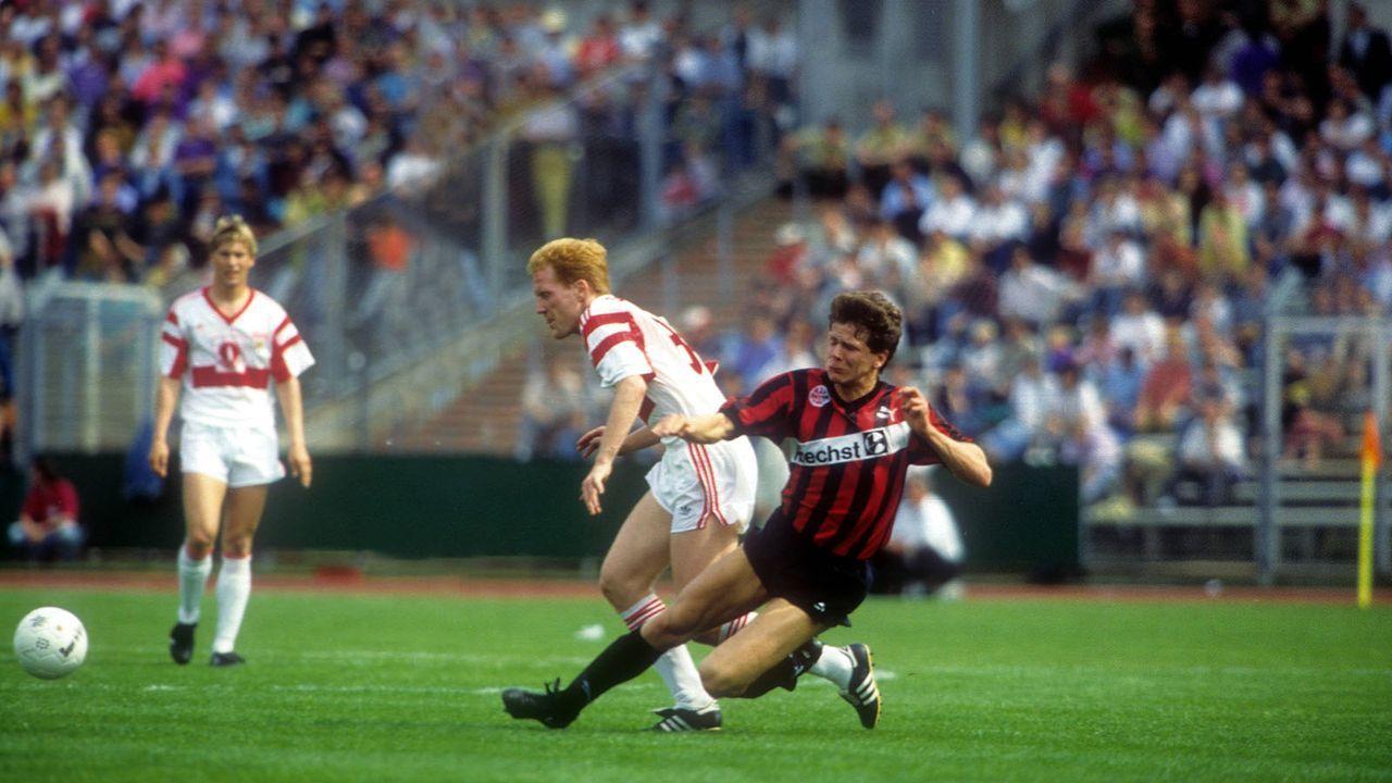 Saison 1991/92 - Bildquelle: imago/Pressefoto Baumann