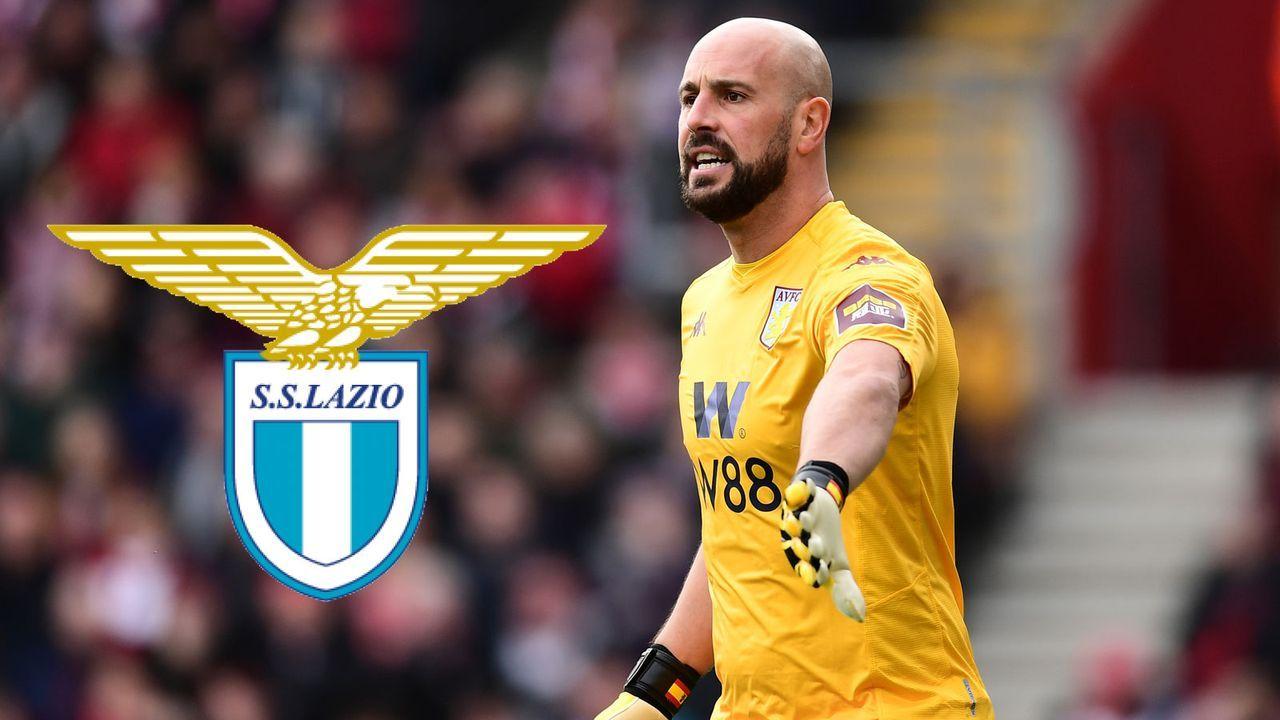 Pepe Reina (Lazio Rom) - Bildquelle: 2020 Getty Images