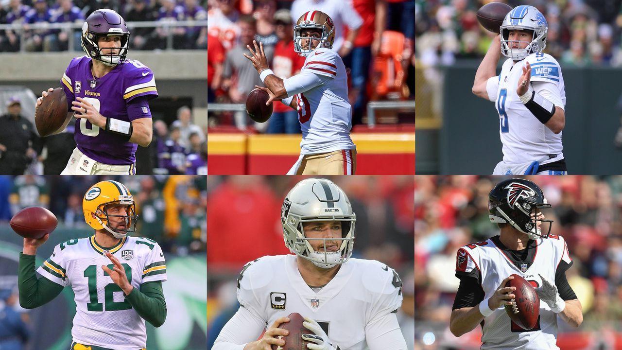 Verlierer: Top bezahlte Quarterbacks in der NFL  - Bildquelle: imago