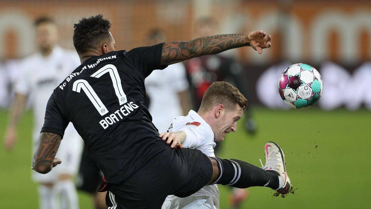 Jerome Boateng (FC Bayern München) - Bildquelle: Christian Kolbert/kolbert-press/Pool