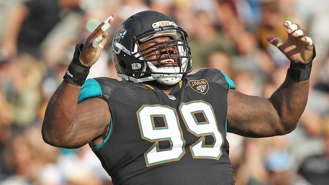 Marcell Dareus (Jacksonville Jaguars) - Bildquelle: getty