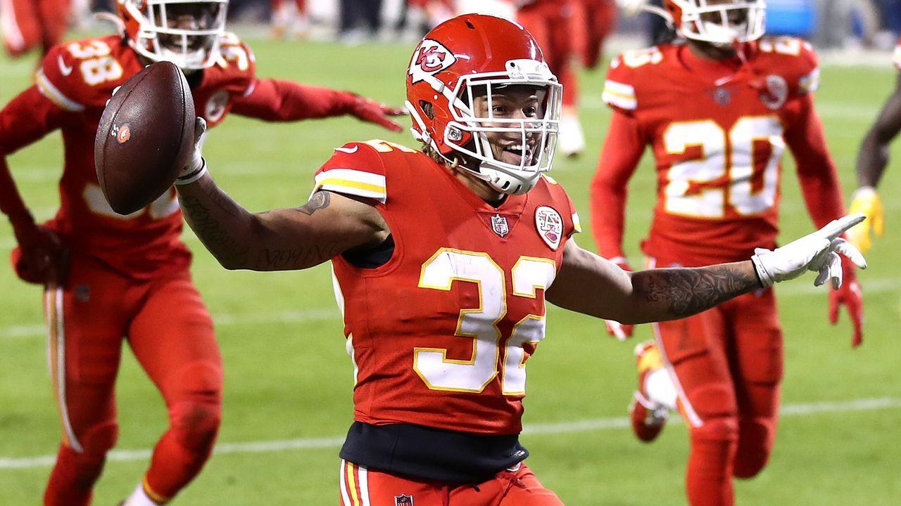 Tyrann Mathieu (Safety - Kansas City Chiefs) - Bildquelle: 2020 Getty Images