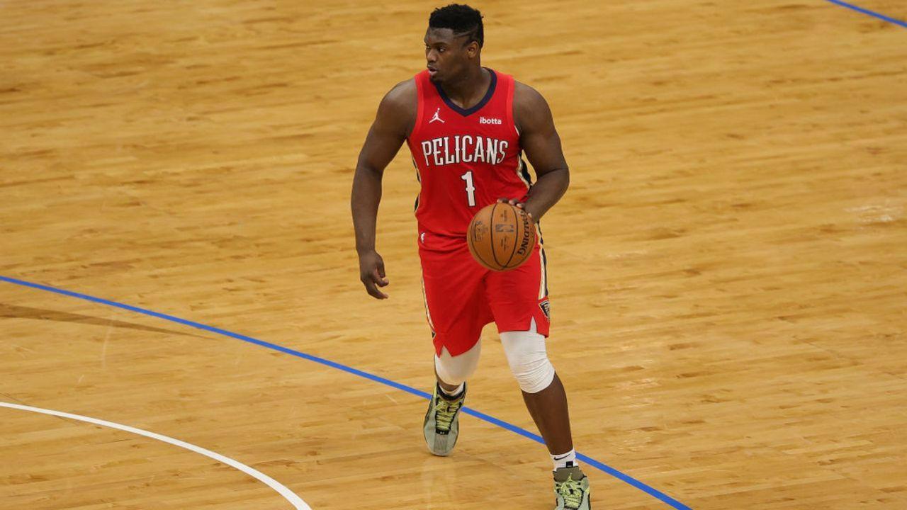 Zion Wiliamson (New Orleans Pelicans) - Bildquelle: Getty