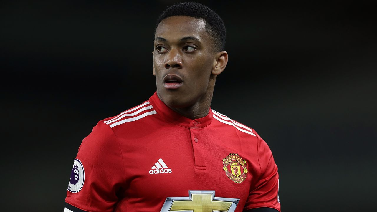 Anthony Martial (Manchester United) - Bildquelle: 2018 Getty Images