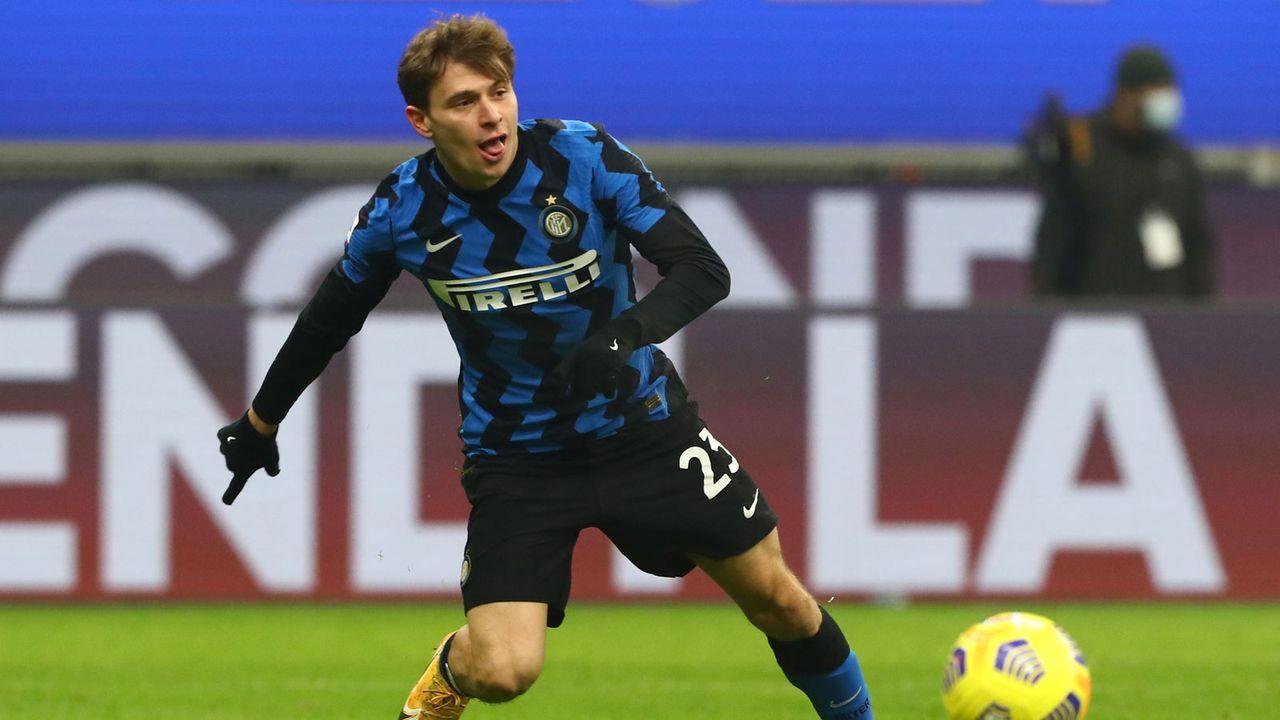 Nicolo Barella (Inter Mailand) - Bildquelle: Getty