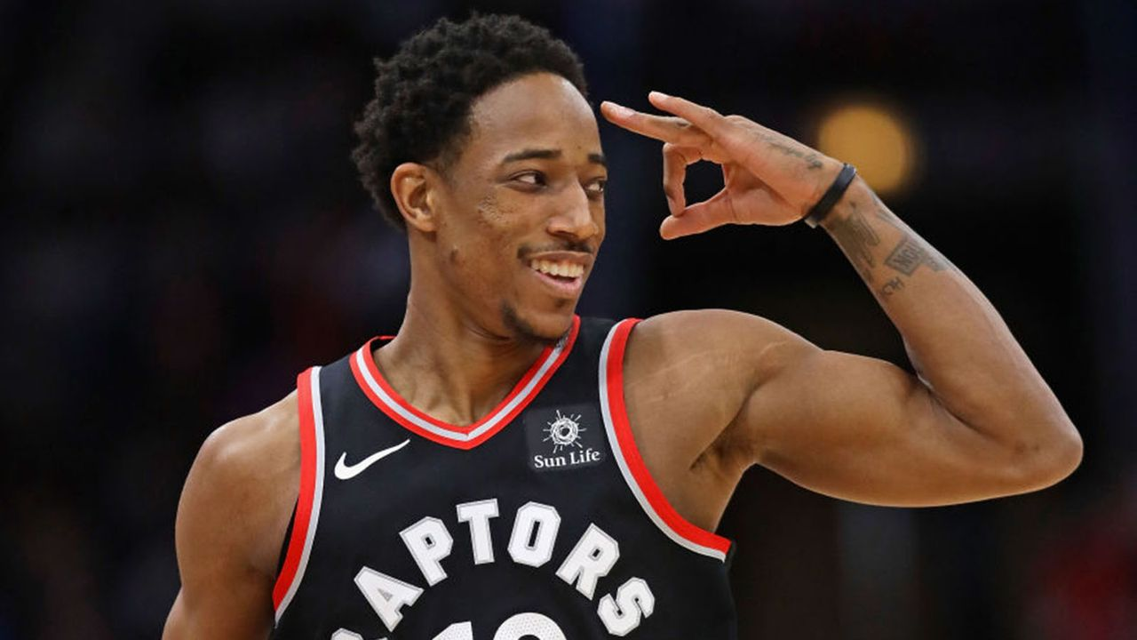 Toronto Raptors  - Bildquelle: 2018 Getty Images