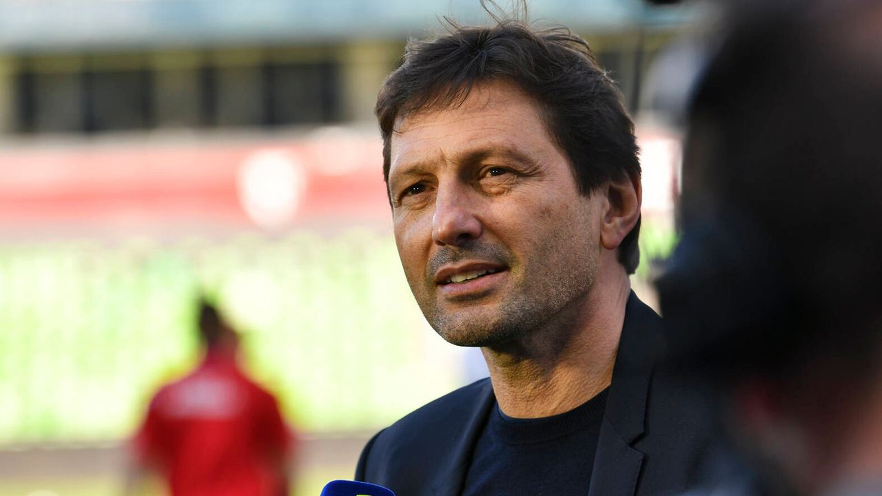 PSG-Sportdirektor Leonardo mit Kritik an Real - Bildquelle: imago images/PanoramiC