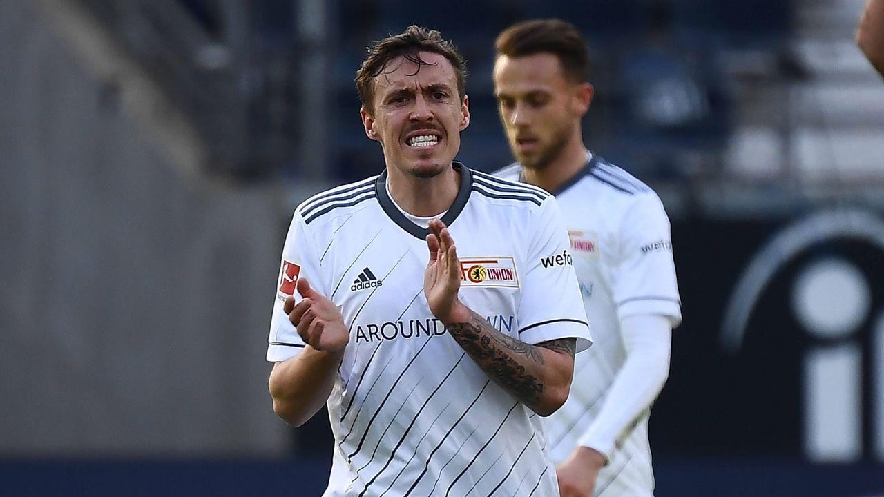 7. Platz: 1. FC Union Berlin (39 Punkte) - Bildquelle: Imago Images