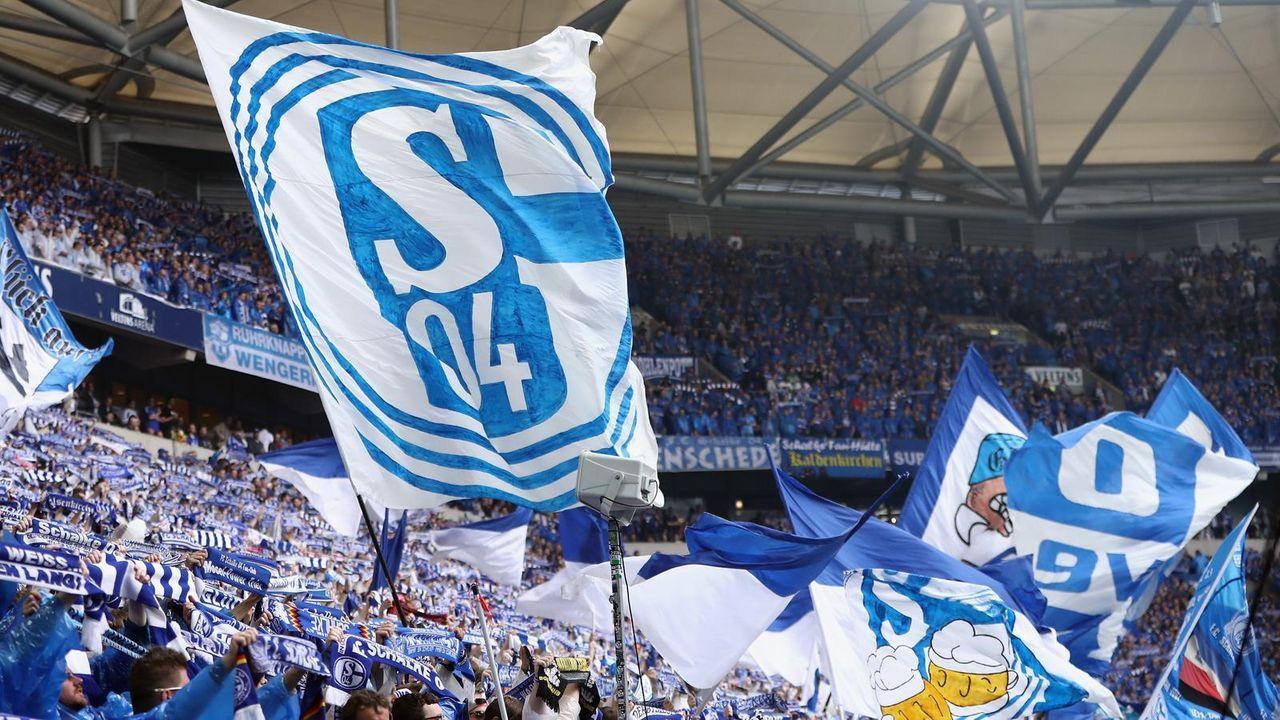 Platz 2: FC Schalke 04  - Bildquelle: getty