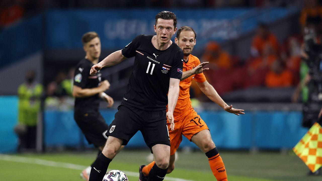 Michael Gregoritsch (FC Augsburg) - Bildquelle: IMAGO / ANP
