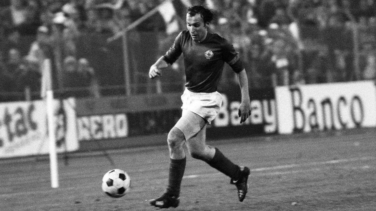 EM 1968: Dragan Dzajic (Jugoslawien) - Bildquelle: Imago Images