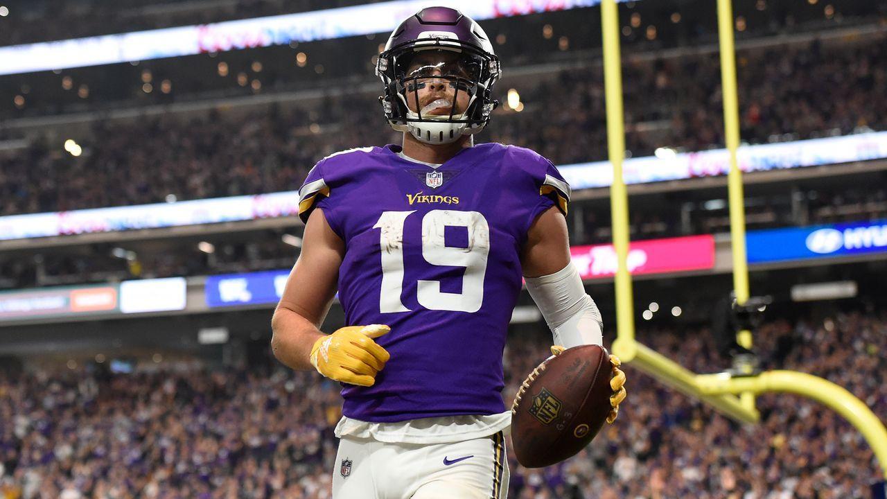 Adam Thielen (Minnesota Vikings, Wide Receiver) - Bildquelle: 2018 Getty Images