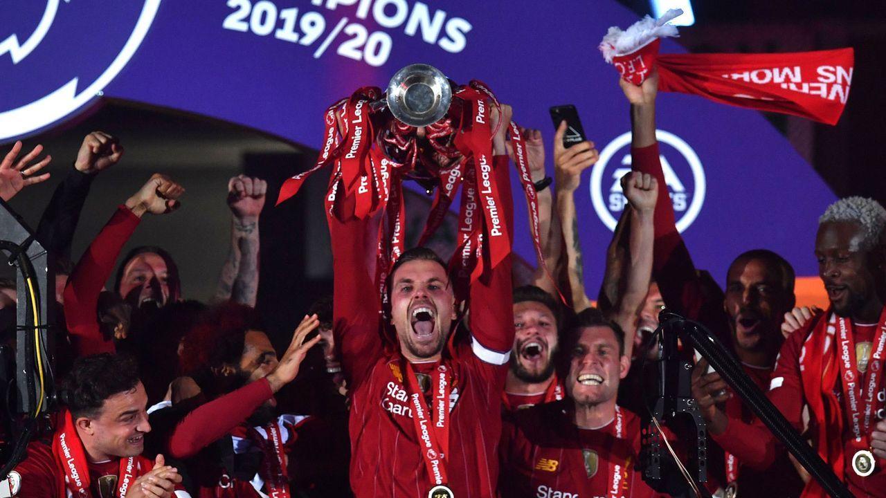 Der Kapitän übernimmt - Bildquelle: Getty Images
