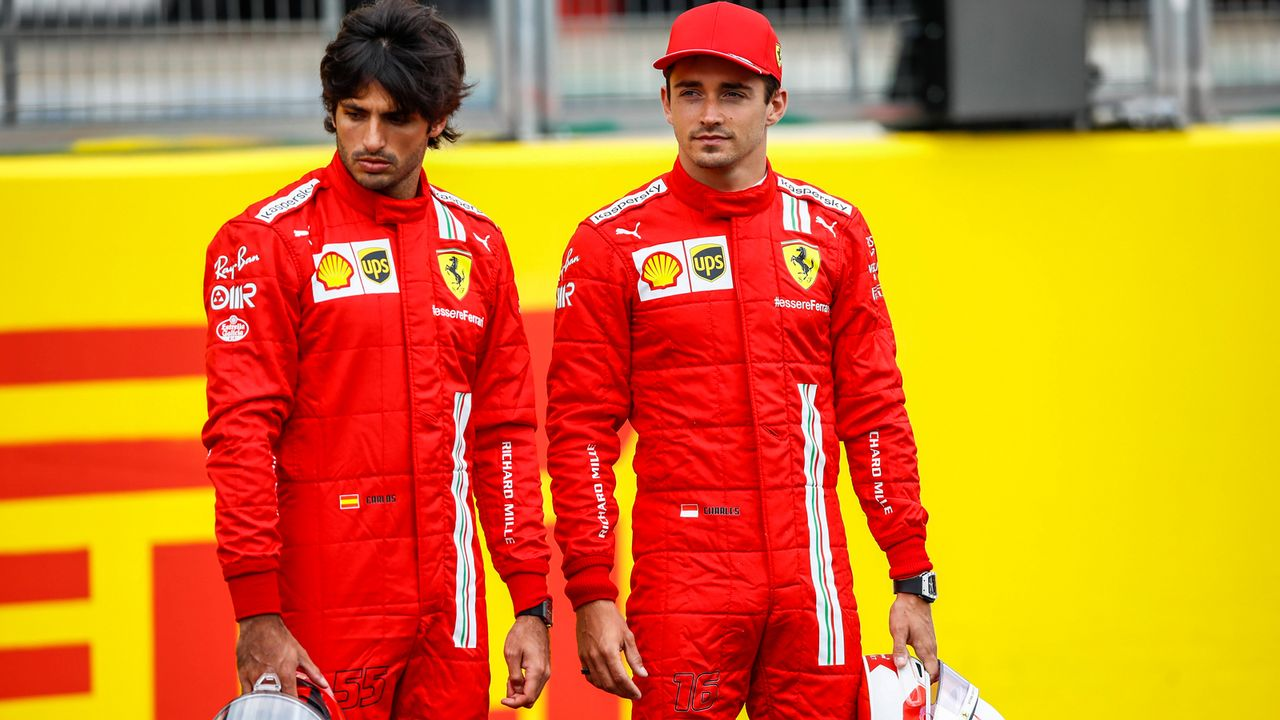 Ferrari - Bildquelle: imago images/PanoramiC
