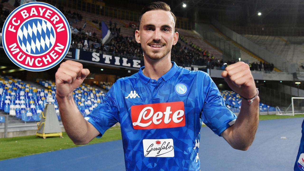 Fabian Ruiz (SSC Neapel) - Bildquelle: 2019 Getty Images