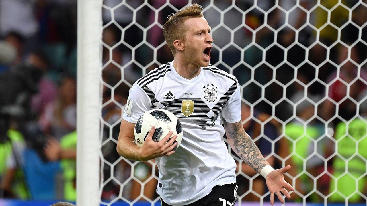 Angriff: Marco Reus (Borussia Dortmund) - Bildquelle: Imago Images