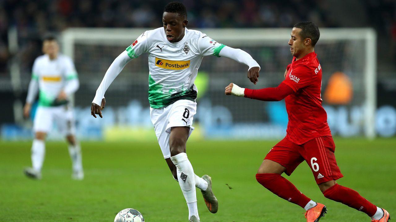 Denis Zakaria (Borussia Mönchengladbach) - Bildquelle: Getty Images