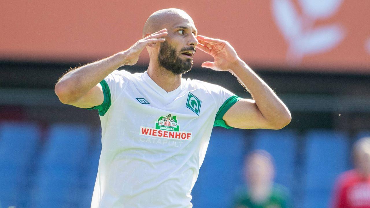 SV Werder Bremen - Bildquelle: imago images/Nordphoto