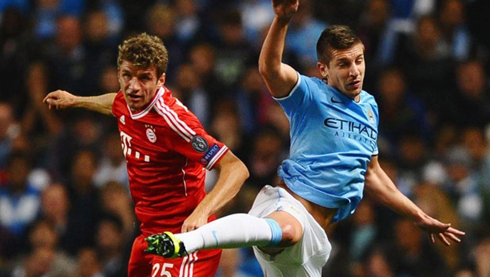 Bayern Gegen Manchester
