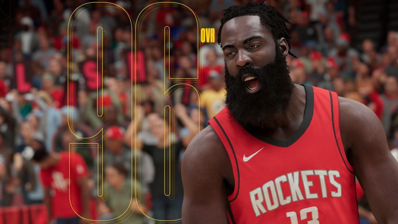 NBA 2K21 - Bildquelle: twitter@NBA2K