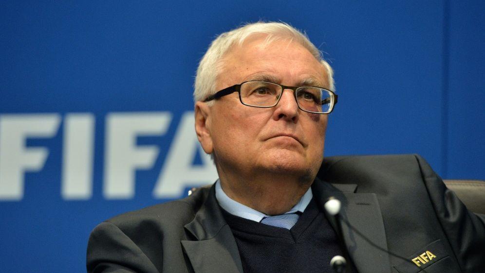 Fordert hauptamtlichen DFB-Präsidenten: Theo Zwanziger - Bildquelle: PIXATHLONPIXATHLONSID