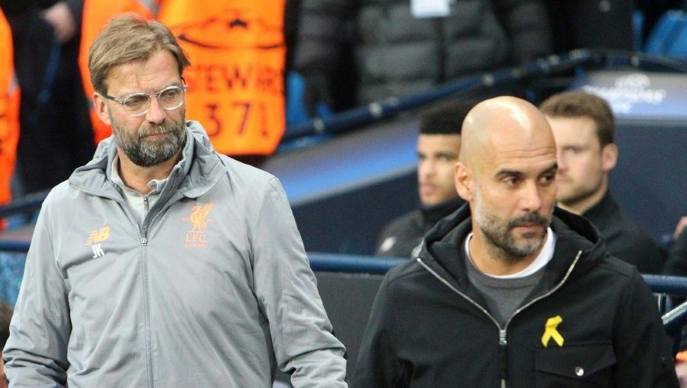 Guardiola reagiert auf die Aussagen von Jürgen Klopp - Bildquelle: FIROFIROSID