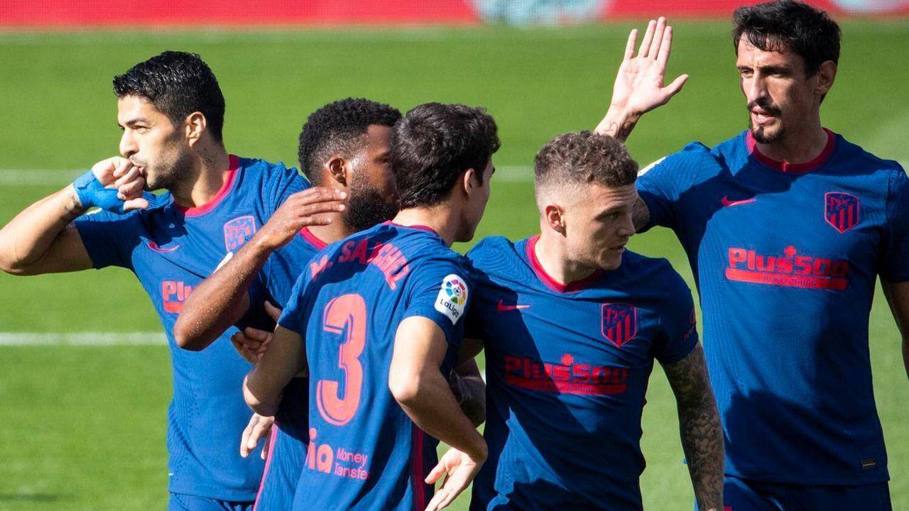Platz 9: Atletico Madrid - Bildquelle: Imago