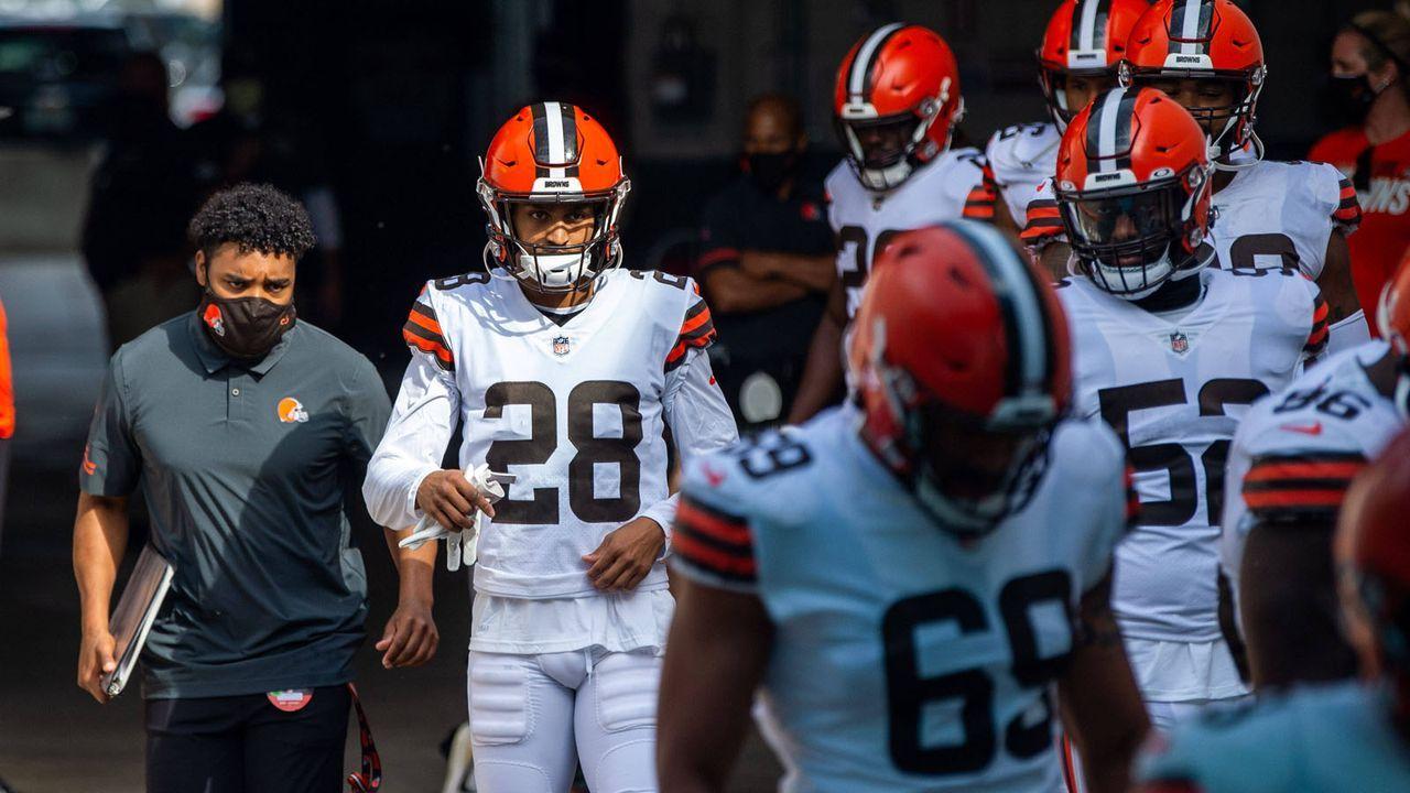 Platz 12: Cleveland Browns (11-5) - Bildquelle: imago images/ZUMA Wire