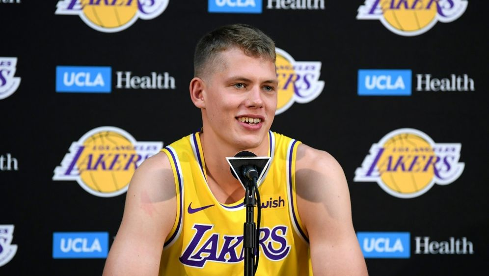 Moritz Wagner wechselt zu den Washington Wizards - Bildquelle: AFPGETTY IMAGES NORTH AMERICASIDHarry How