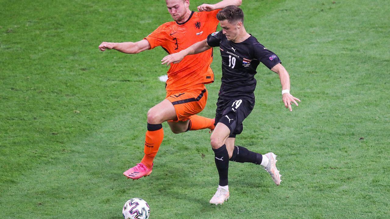 Christoph Baumgartner (TSG Hoffenheim) - Bildquelle: IMAGO / ANP