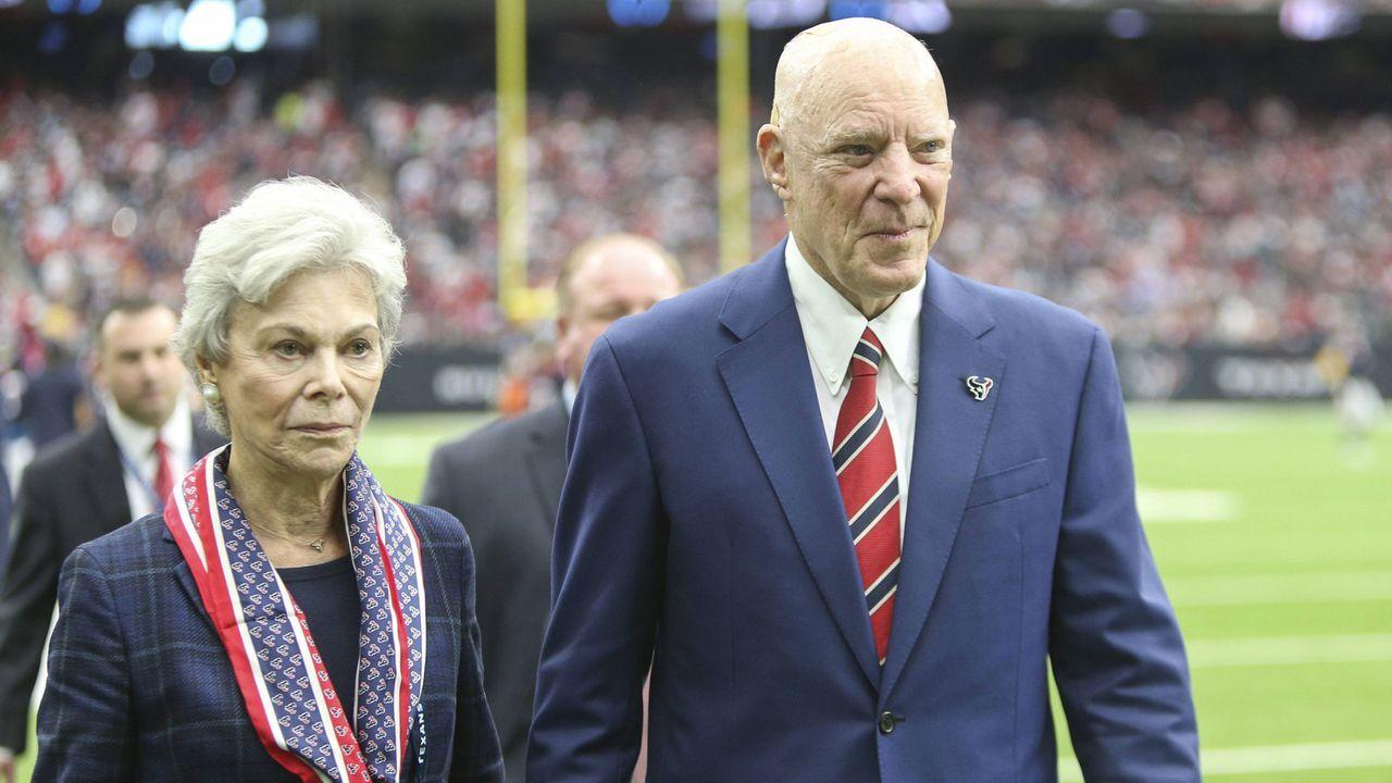 Houston Texans - Janice McNair - Bildquelle: imago/ZUMA Press