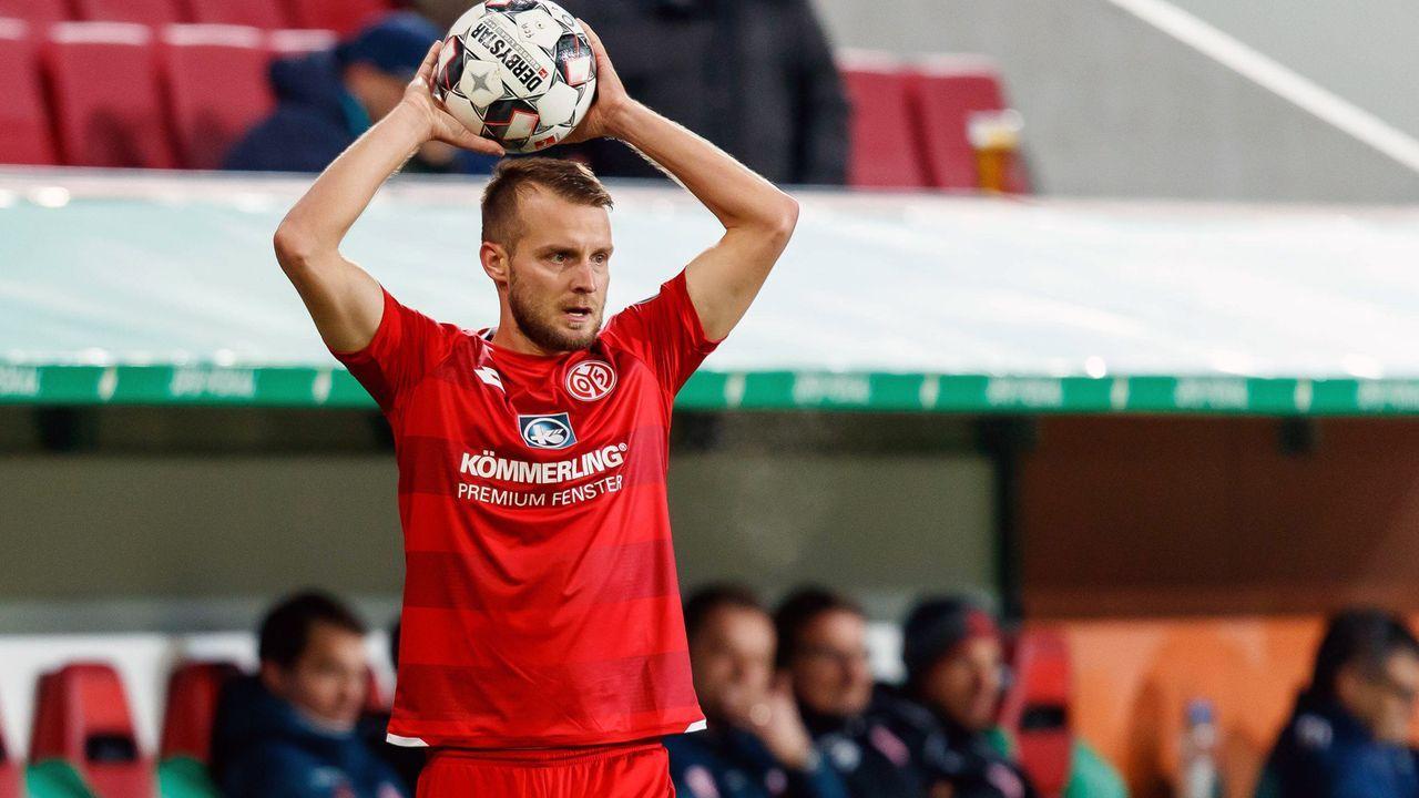 Platz 2 - Daniel Brosinski (1. FSV Mainz 05) - Bildquelle: imago/DeFodi