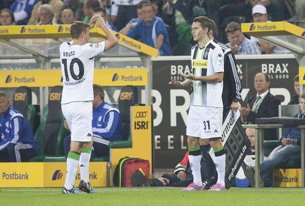 Der häufigste Einwechselspieler: Branimir Hrgota - Bildquelle: imago