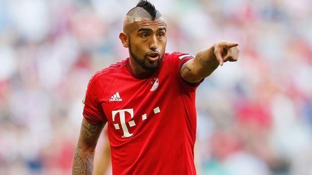FC Bayern München - Bildquelle: 2015 Getty Images