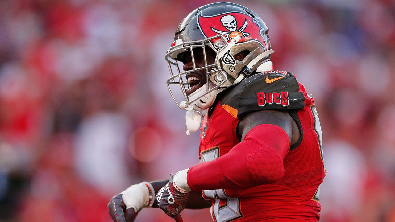 Shaquil Barrett (Tampa Bay Buccaneers) - Bildquelle: 2019 Getty Images