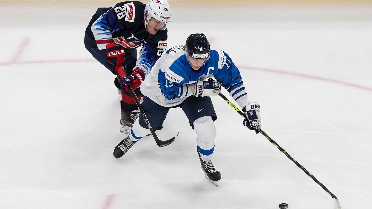 Finnland: Alte Herren und ein Jungspund - Bildquelle: 2021 Getty Images