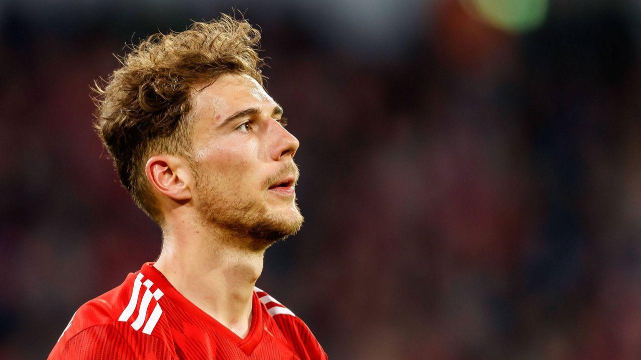Leon Goretzka (FC Bayern) - Bildquelle: imago