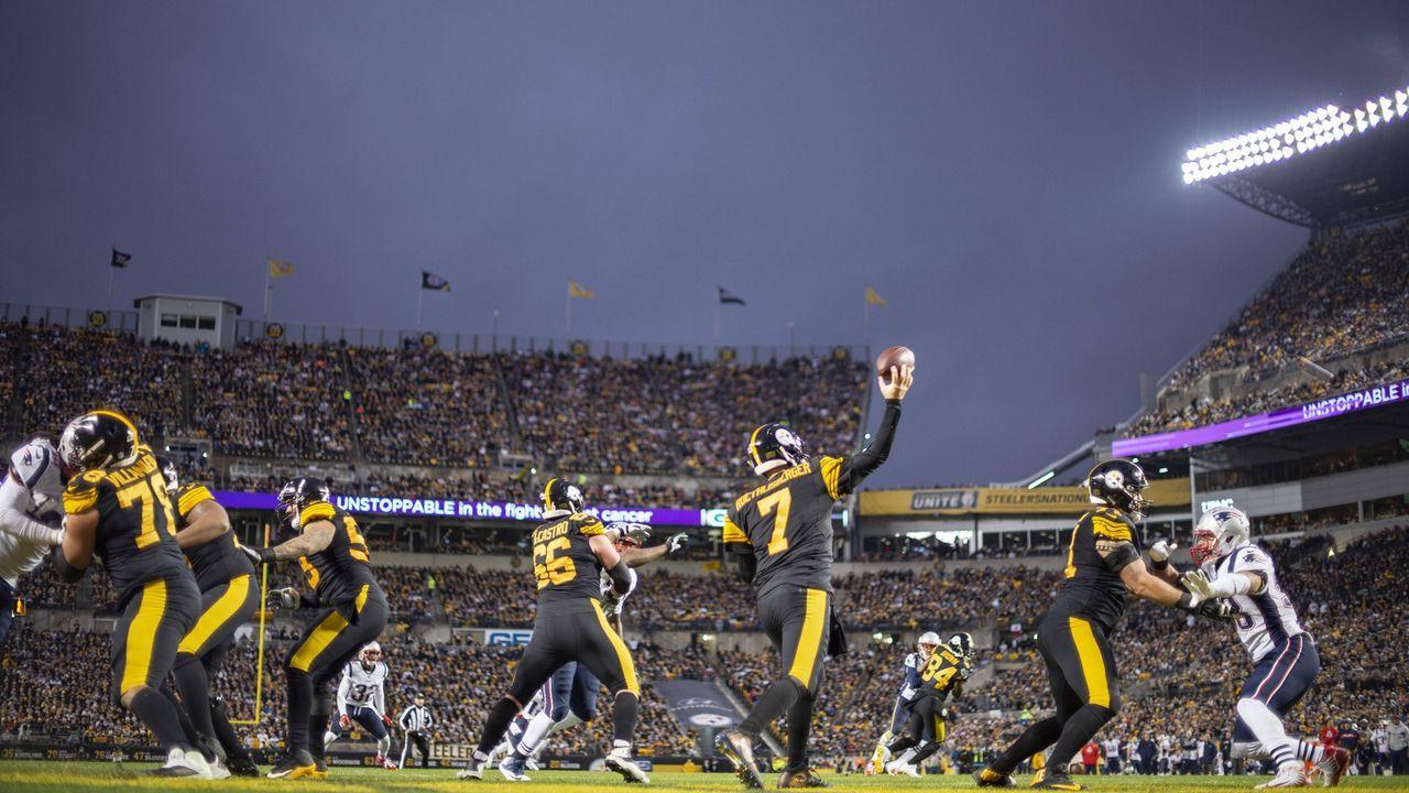 Die Baustellen der Pittsburgh Steelers - Bildquelle: imago