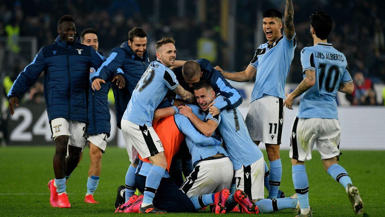 4. Lazio Rom - Bildquelle: 2020 Getty Images