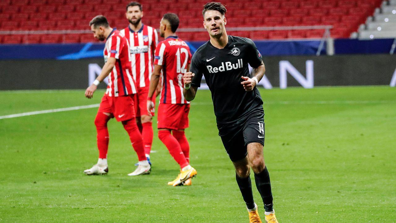 Dominik Szoboszlai (RB Salzburg, 20 Jahre) - Bildquelle: imago images/GEPA pictures