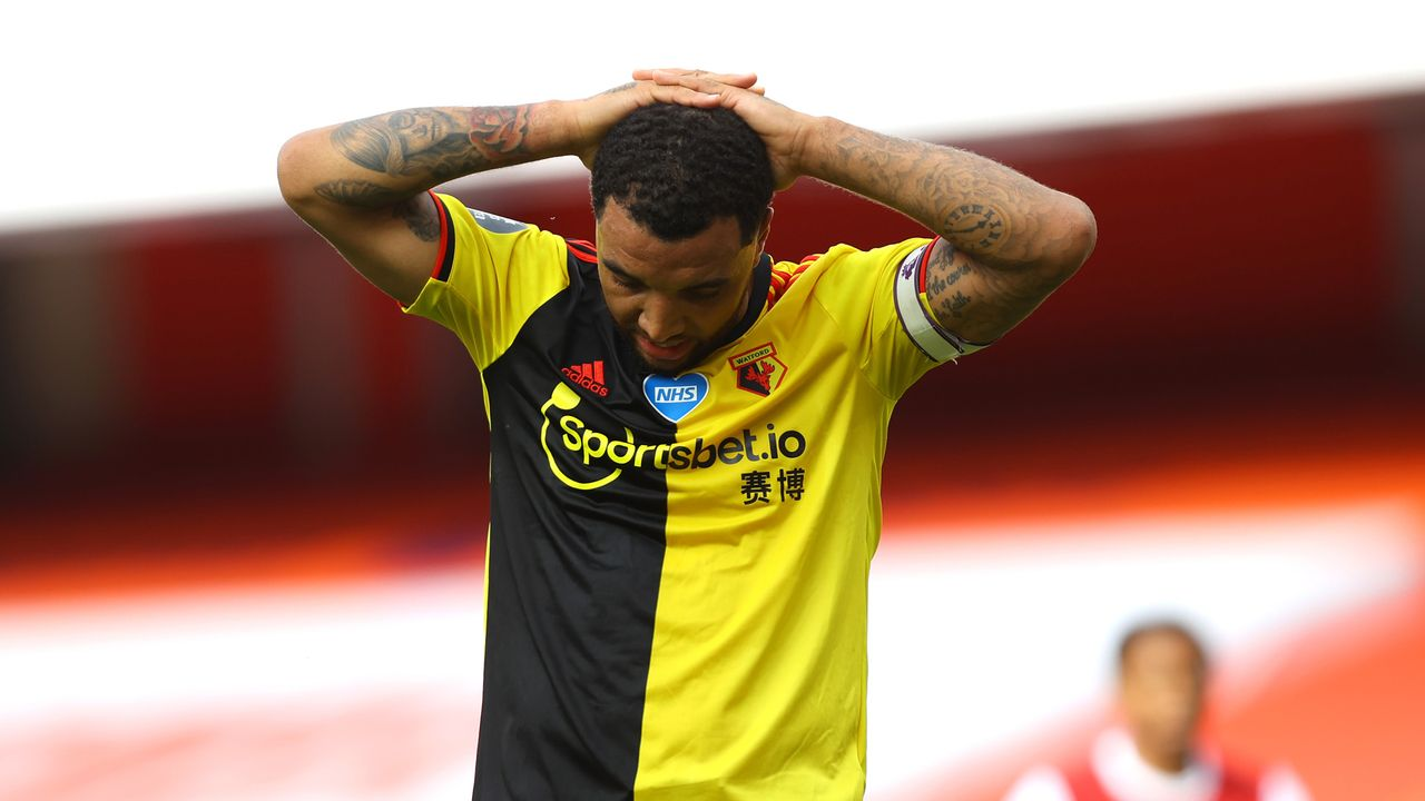 Watford FC (Premier League/England) - Bildquelle: 2020 Getty Images