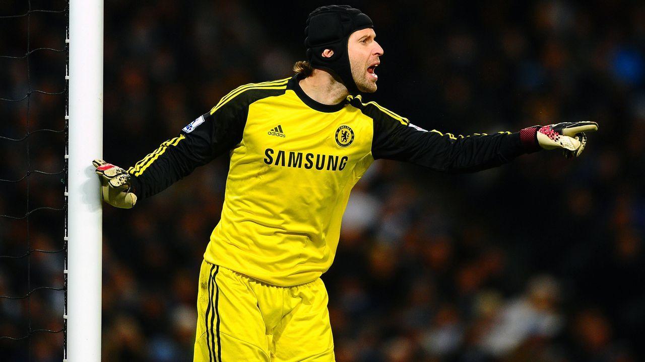 Tor - Petr Cech - Bildquelle: 2014 Getty Images