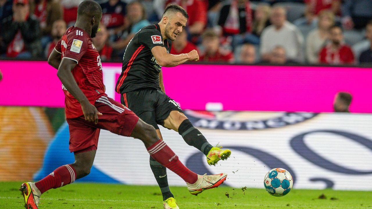 Eintracht-Standhaftigkeit in der Causa Kostic macht sich bezahlt - Bildquelle: imago images/Eibner