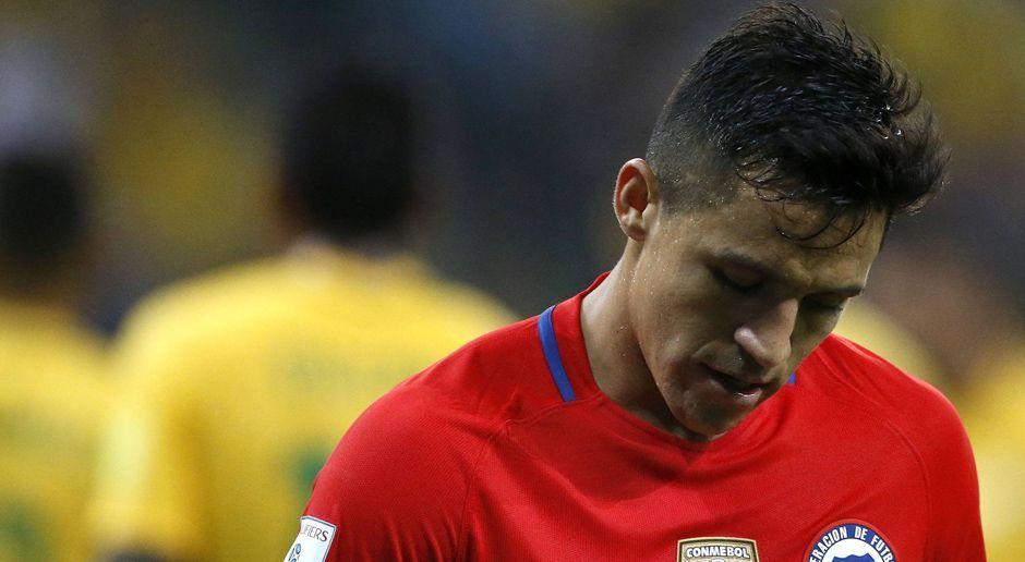 Offensiver Mittelfeldspieler: Alexis Sanchez - Bildquelle: imago/Photosport
