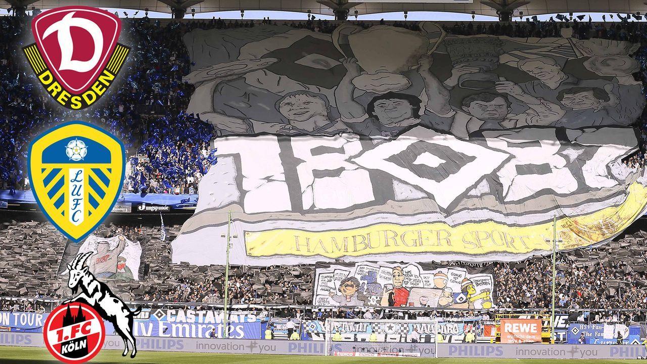 Zweitliga-Klubs mit den meisten Zuschauern in Europa - Bildquelle: imago/Claus Bergmann