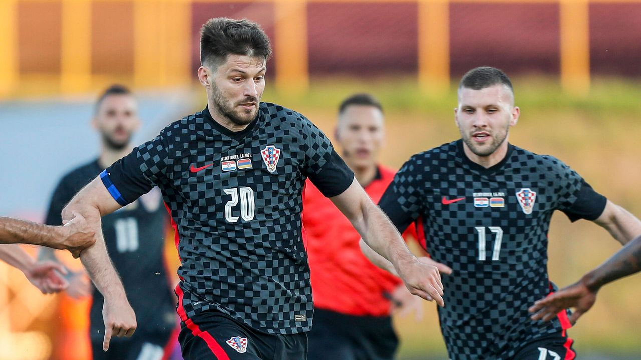 Bruno Petkovic (Kroatien) - Bildquelle: IMAGO / Pixsell