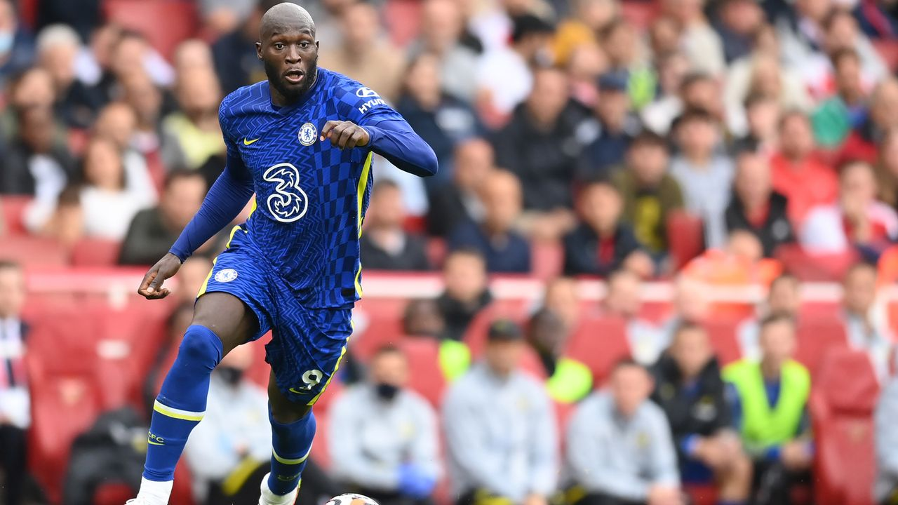 Platz 1 - Romelu Lukaku (FC Chelsea) - Bildquelle: Getty Images