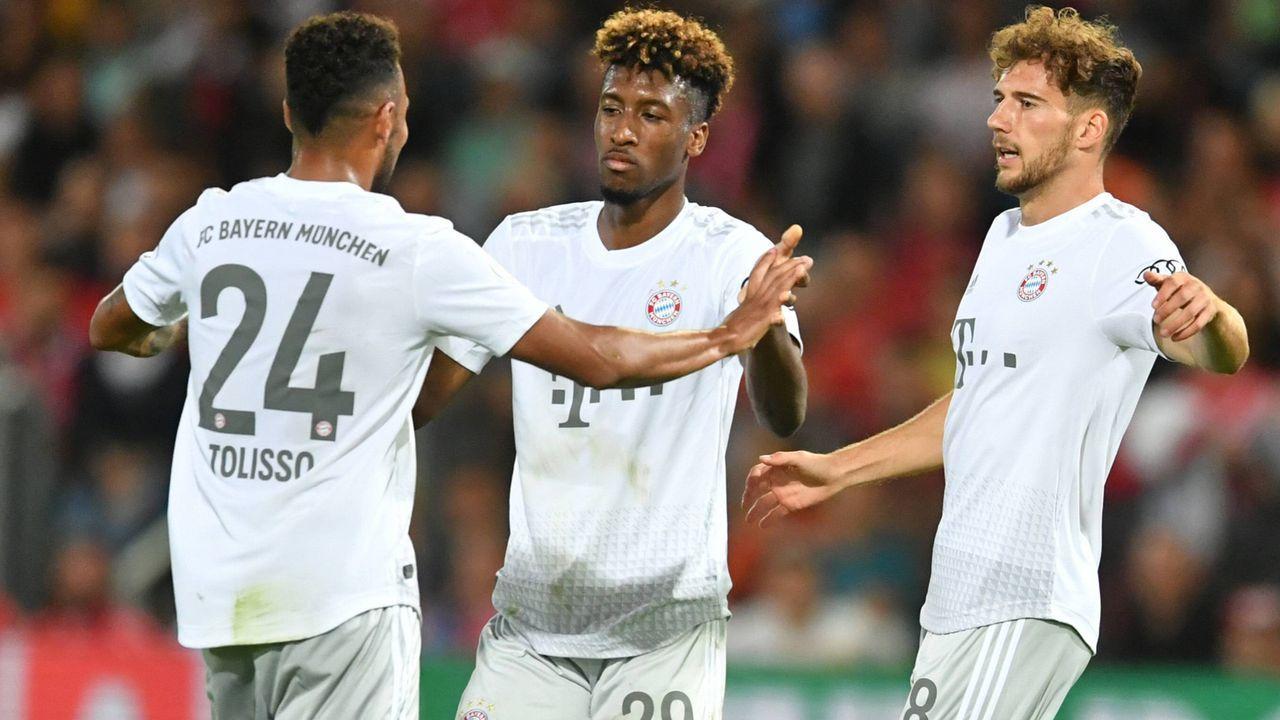 Platz 2: FC Bayern München - Bildquelle: imago images / Bernd Kˆnig