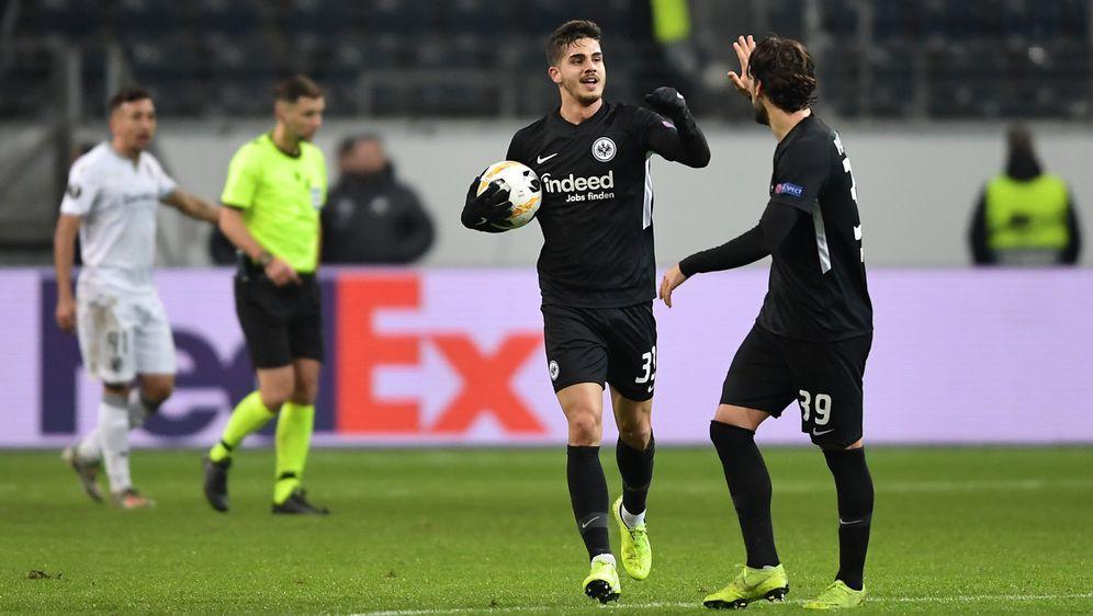 Frankfurt trotz Niederlage in der Zwischenrunde - Bildquelle: Getty Images